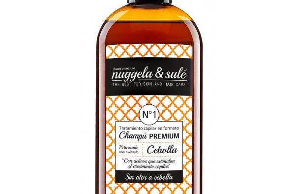 Champô da Nuggela & Sulé (7,95€)