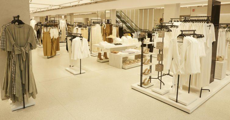 O novo vestido da Zara vai ser o mais vendido dos próximos