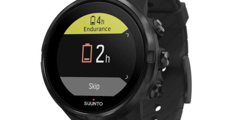 Relógio GPS multidesporto (295€)