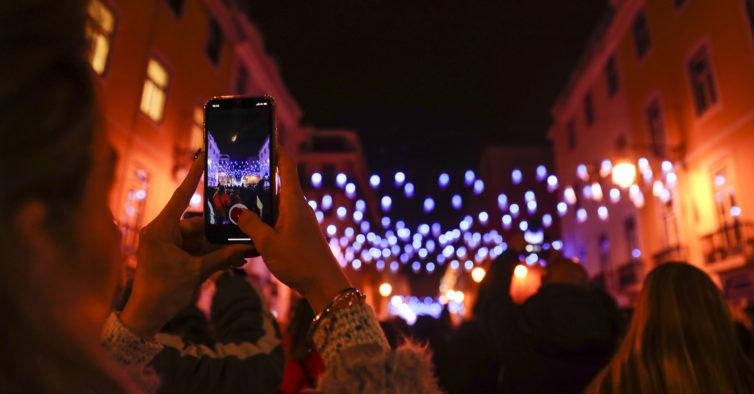Votação NiT: qual é a cidade portuguesa com a melhor iluminação de Natal?