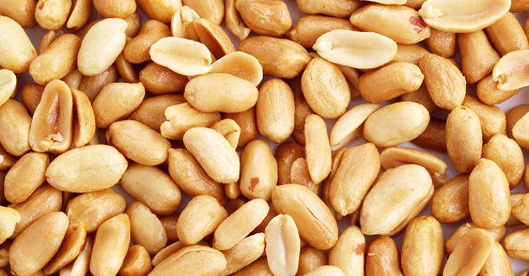 8. Amendoim