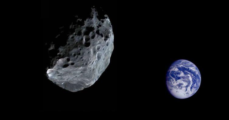 asteróide