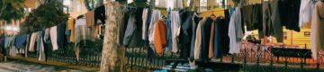 Heat the Street: estenda a roupa na rua para ajudar os sem-abrigo