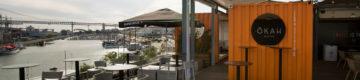 Este rooftop em Lisboa vai ter uma festa solidária com prova de vinhos e música