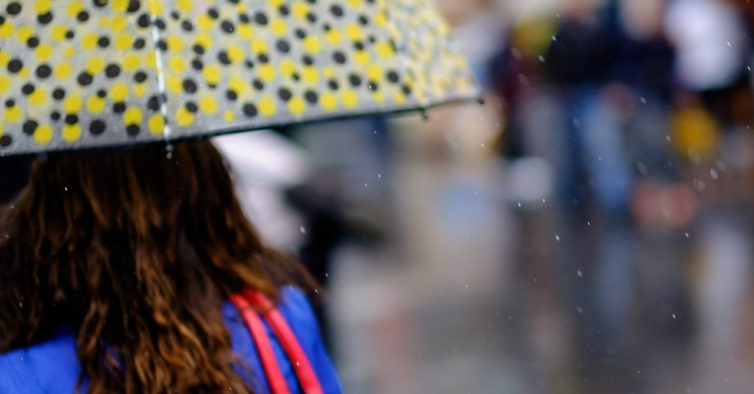 Prepare-se: a chuva e o vento chegaram (e já há avisos laranja)