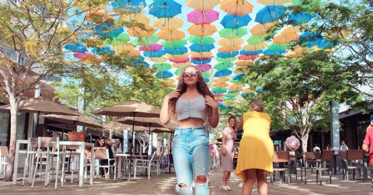 A história da rua dos guarda-chuvas em Águeda que é das mais bonitas do mundo