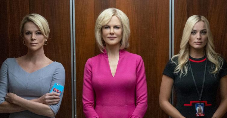 """""""Bombshell"""": a escandalosa história de assédio sexual nomeada para três Óscares"""