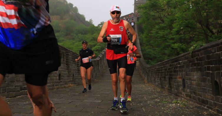 A história do português que ganhou a Maratona da Muralha da China aos 66 anos