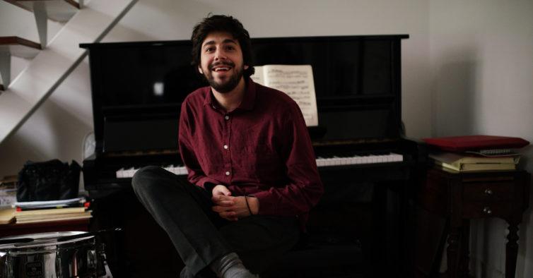 Salvador Sobral vai entrar no filme da Netflix sobre a Eurovisão