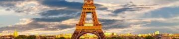 Paris a desconfinar: Terraço da Torre Eiffel já reabriu para festas