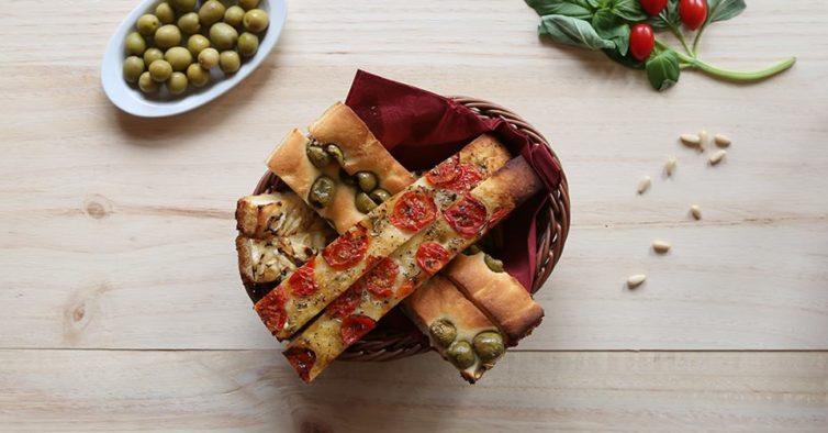 Pane de La Tagliatella