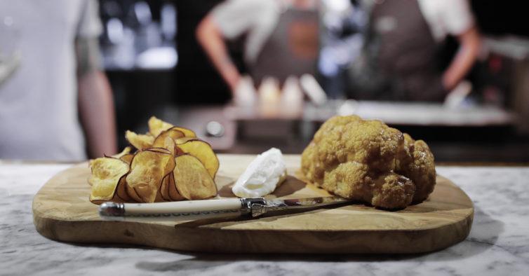 Oficina Craft Snackery: o novo bar onde se petisca à mão, sem pratos e talheres