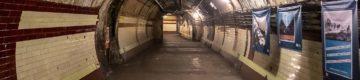 A estação de metro abandonada onde Churchill se escondeu — e que pode visitar