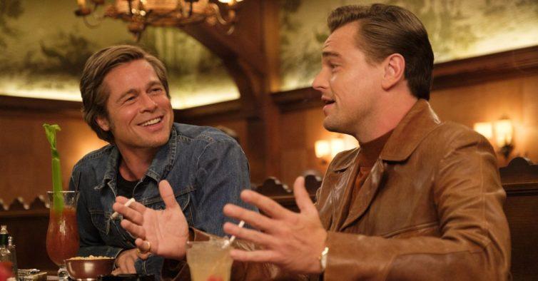"""6. """"Era Uma Vez em… Hollywood"""", Quentin Tarantino"""
