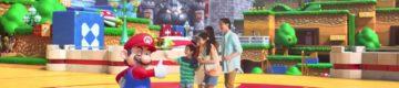 O novo parque de diversões da Nintendo vai ter um jogo real de Super Mario