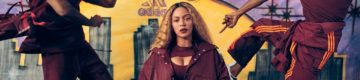 O irreverente body de Beyoncé para a Adidas esgotou em poucas horas em Portugal