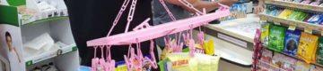 Tailândia proíbe sacos de plástico — e os cidadãos respondem com humor