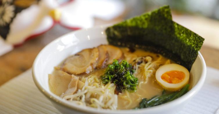 Kapitan Ramen Bistro: o novo paraíso para os fanáticos por sopa japonesa