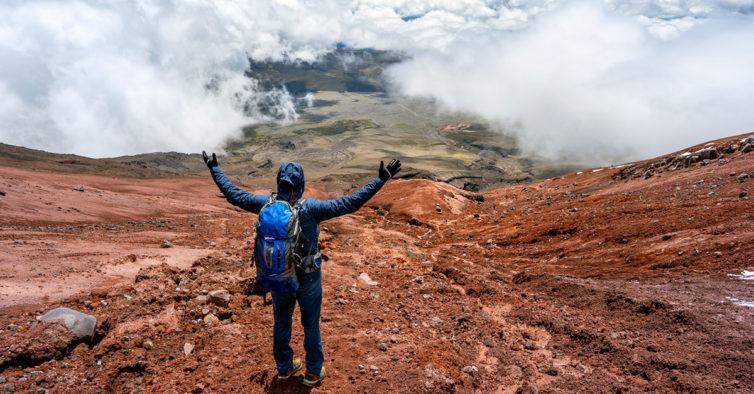 Esta viagem incrível leva-o ao Equador e ao arquipélago das Galápagos