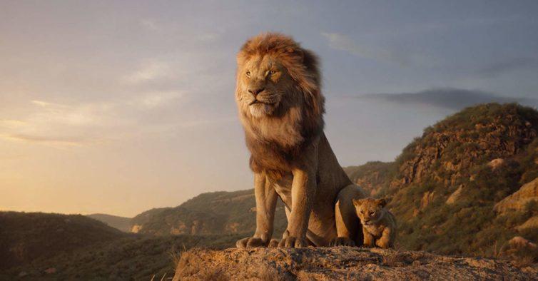 "10. ""O Rei Leão"", Jon Favreau"