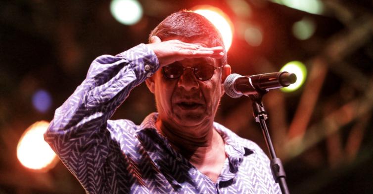 Lisboa vai receber uma festa de samba de Carnaval com Zeca Pagodinho