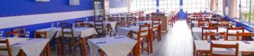 Almoçámos no Restaurante do Caipirinha e surpresa: adorámos a refeição