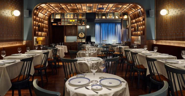 Canto: o novo restaurante de José Avillez no Chiado tem música ao vivo