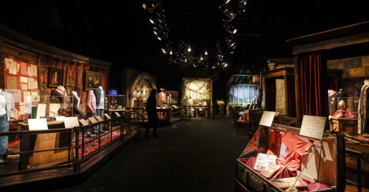 """As imagens da exposição de """"Harry Potter"""" em Lisboa"""