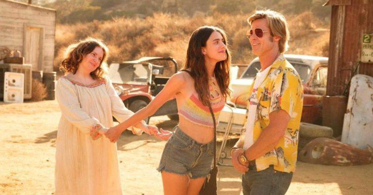 """Tarantino vai transformar """"Era uma vez em…Hollywood"""" numa série"""