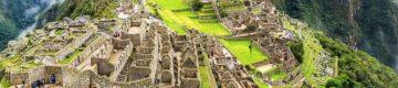 Vão ser plantadas um milhão de árvores à volta de Machu Picchu