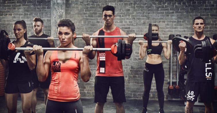 Body pump: 500 calorias