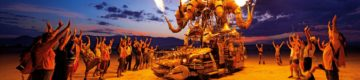 """Há bilhetes falsos do """"Burning Man"""" à venda — e são perigosos para os seus dados"""