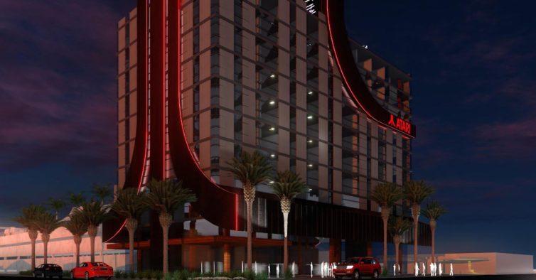 Há uma nova cadeia de hotéis que tem os videojogos como tema principal