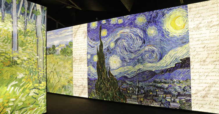 Já fomos à exposição de Van Gogh em Lisboa — e temos as primeiras imagens