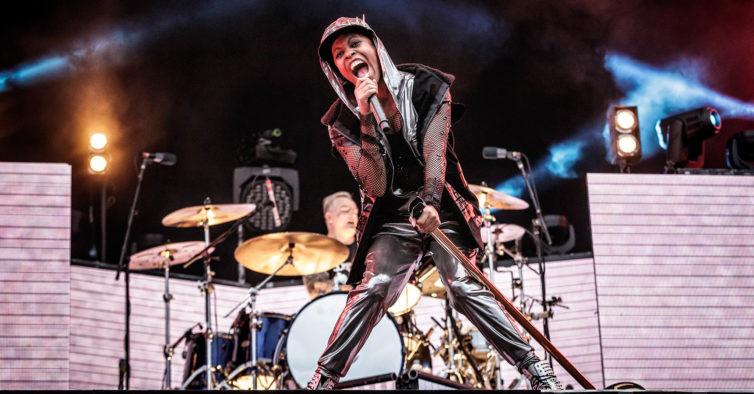 Skunk Anansie voltam a Portugal para concertos em Lisboa e Porto