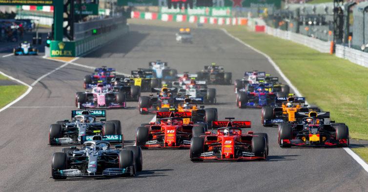 """""""Fórmula 1: A Emoção de um Grande Prémio"""" está de volta à Netflix"""