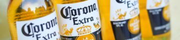 A marca de cervejas Corona perdeu mais de 250 milhões por causa do vírus