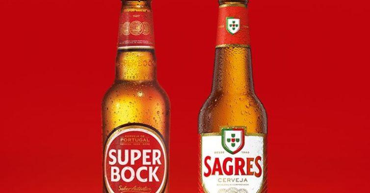 Sagres e Super Bock unem-se num cartaz anti-racismo para apoiar Marega