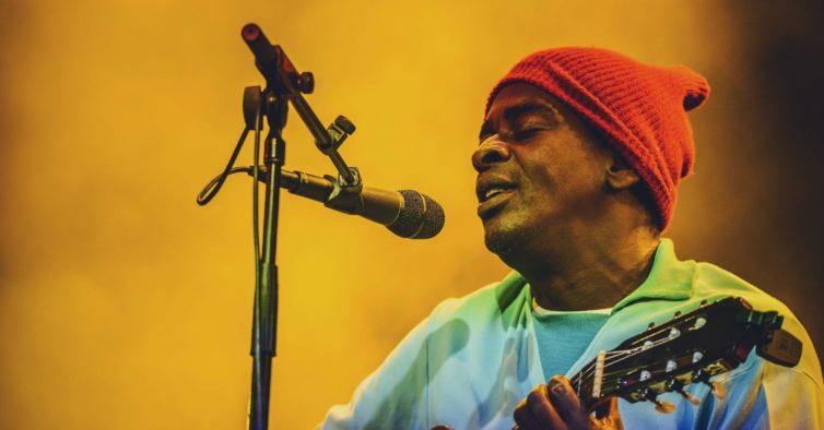Seu Jorge vai dar um concerto no Porto