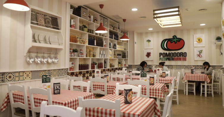 Pomodoro: no novo italiano do Saldanha todas as pizzas e pastas custam 3,90€