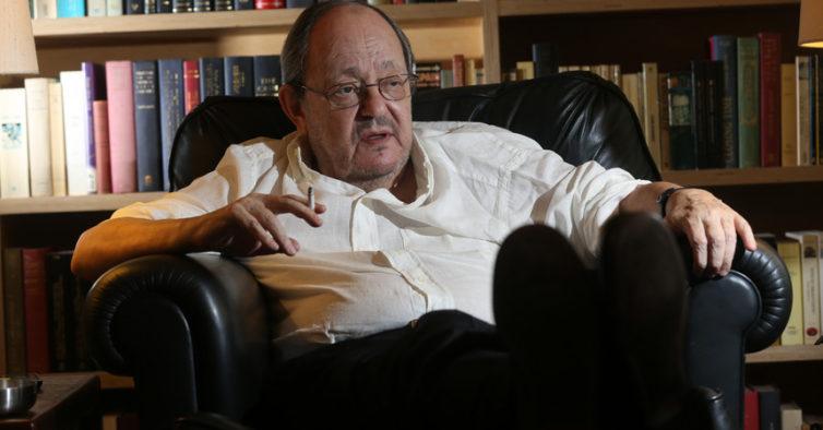 Morreu o historiador e cronista Vasco Pulido Valente