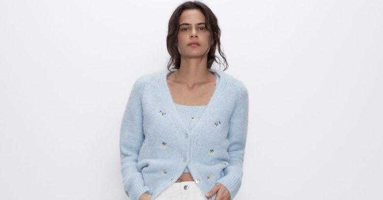 Casaco da Zara (29,95€)