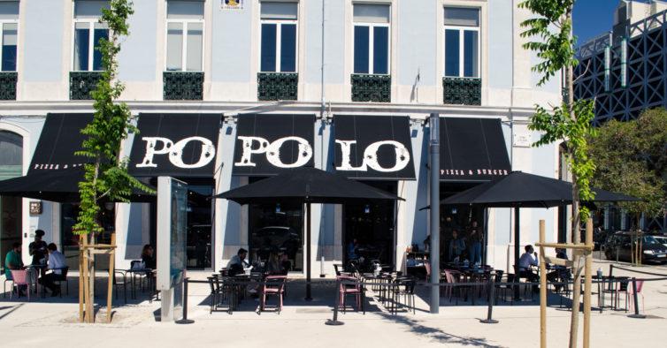Todos os mascarados vão receber cocktails grátis Lisboa