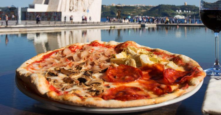 Nosolo Italia abre nos Clérigos com pizzas, gelados e muito mais