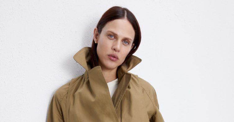 Trech coat (129€)