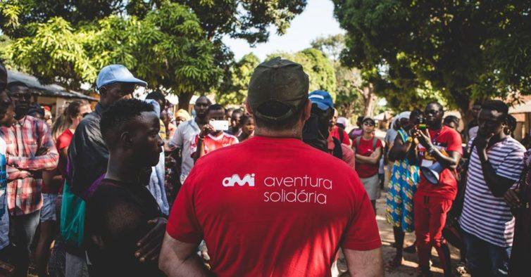 Vai poder ir à Guiné-Bissau numa missão solidária com a AMI