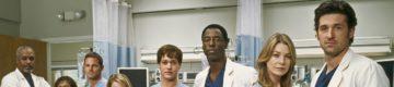 """16.ª temporada de """"Anatomia de Grey"""" termina mais cedo por causa do coronavírus"""