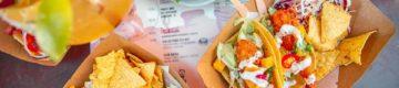 Estes mexicanos tocam à porta e trazem tacos, quesadillas e burritos