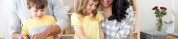 DGS lança manual de alimentação saudável para pais e filhos na quarentena