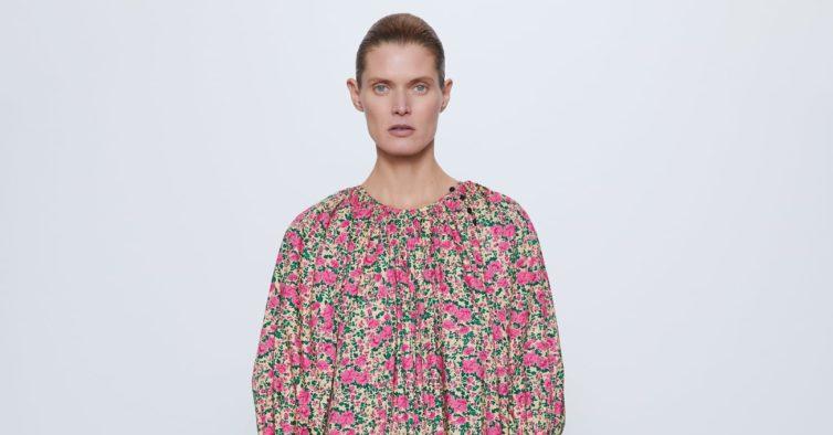 Vestido da Zara (29,95€)